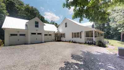 Charleston Single Family Home For Sale: 262 Deer Ridge Trail NE