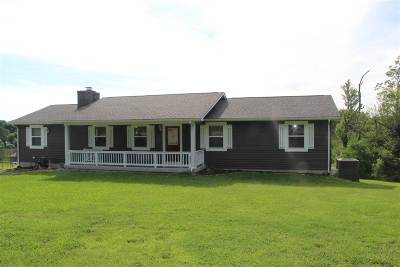 Madisonville Single Family Home For Sale: 380 Turnpike Road