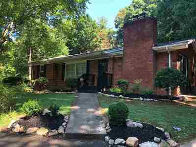 Athens Single Family Home Contingent: 2510 Clearwater Road