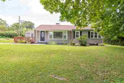 Athens Single Family Home For Sale: 834 Cedar Springs Road