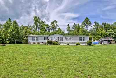 Riceville Single Family Home Contingent: 109 County Road 117