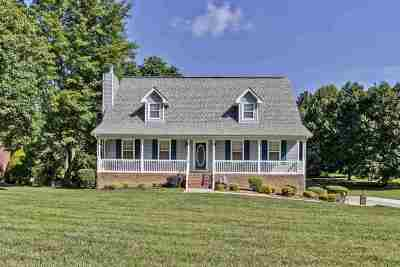 Englewood Single Family Home Contingent: 183 County Road 578