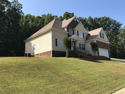 Soddy Daisy Single Family Home For Sale: 1462 Leighton Dr