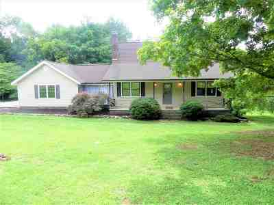 Riceville Single Family Home Contingent: 151 County Road 721