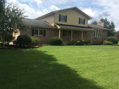 Single Family Home For Sale: 127 County Road 258