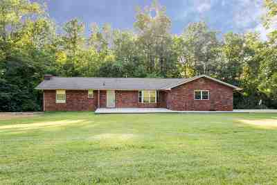 Single Family Home For Sale: 136 County Road 671