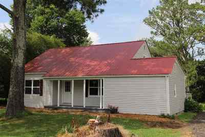 Riceville Single Family Home For Sale: 108 County Road 86