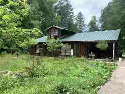 Single Family Home Contingent: 165 Kimsey Mountain Hwy