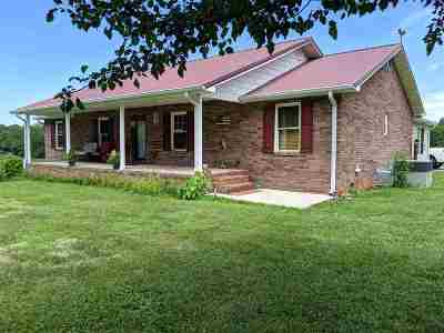 Benton Single Family Home For Sale: 457 Clemmer Ferry Road