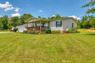 Decatur Single Family Home Contingent: 17716 N Nopone Valley Road