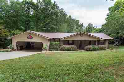 Madisonville Single Family Home For Sale: 249 Homestead Road
