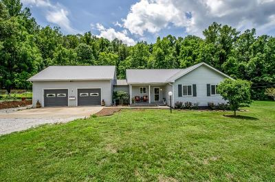 Ten Mile Single Family Home For Sale: 110 Luminary Cemetary Road