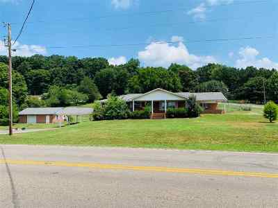 Athens Single Family Home For Sale: 3259 Highway 39w