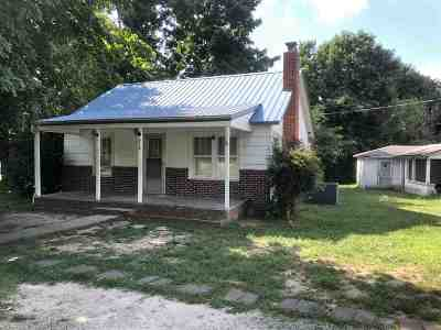 Athens Single Family Home For Sale: 510 Pope St