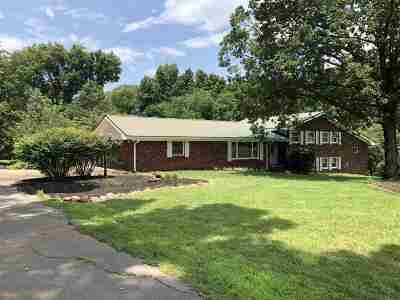Etowah Single Family Home For Sale: 121 County Road 892