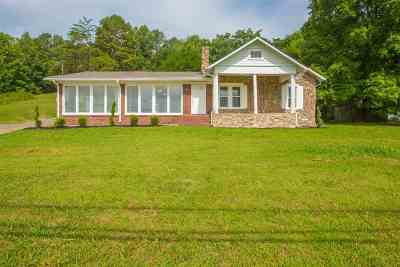 Single Family Home For Sale: 3596 Blue Springs Road