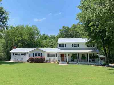 Cleveland Single Family Home For Sale: 424 Ladd Springs Rd SE