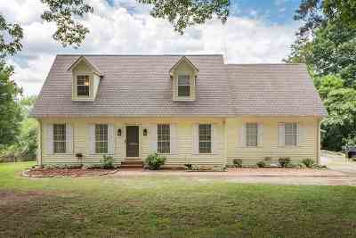 Athens Single Family Home Contingent: 219 County Road 255