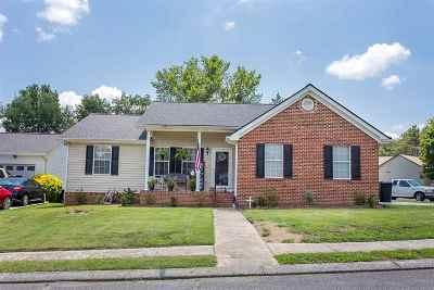 Cleveland Single Family Home For Sale: 1147 Harvest Glen Drive