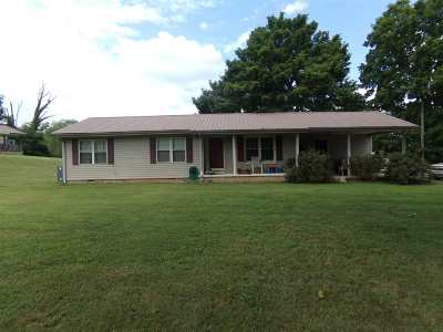Single Family Home For Sale: 1817 Highway 30 E