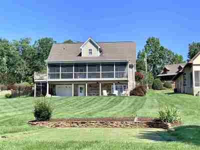 Spring City Single Family Home For Sale: 118 Mallard Lane