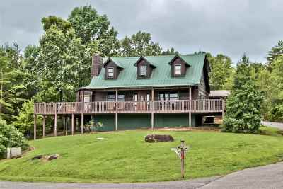 Tellico Plains Single Family Home For Sale: 101 Starrview Lane