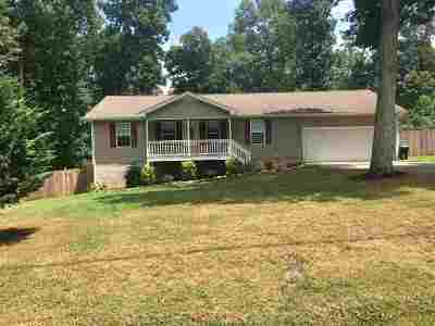 Cleveland Single Family Home For Sale: 350 Parkwood Drive