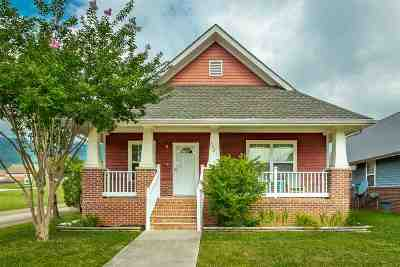 Chattanooga Single Family Home For Sale: 3521 Kirkland Ave