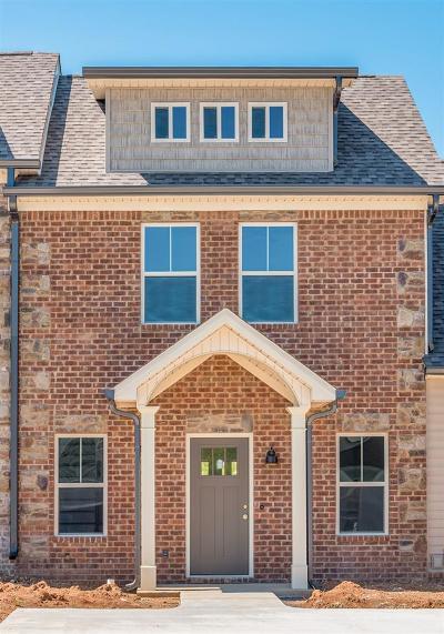 Cleveland Single Family Home For Sale: Lot 2c Fleeman Place NE