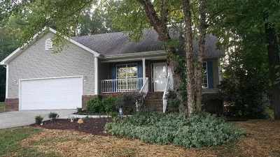 Benwood Single Family Home For Sale: 280 Benwood Trl NE