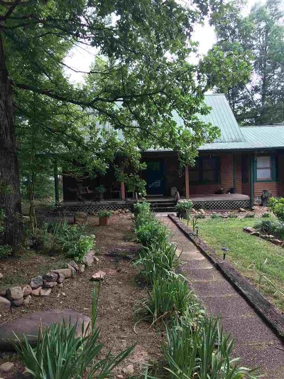 Benton Single Family Home For Sale: 662 Mountain View Rd.