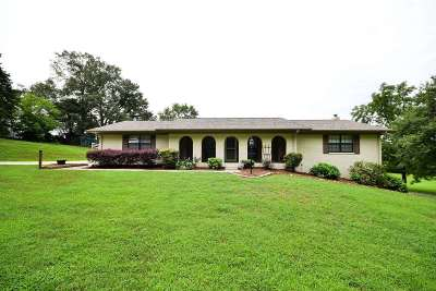 Charleston Single Family Home Contingent: 570 North Mouse Creek Road NW