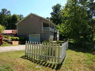 Single Family Home For Sale: 4736 Johnson Rd