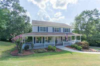 Soddy Daisy Single Family Home For Sale: 2208 Chimney Hills Drive