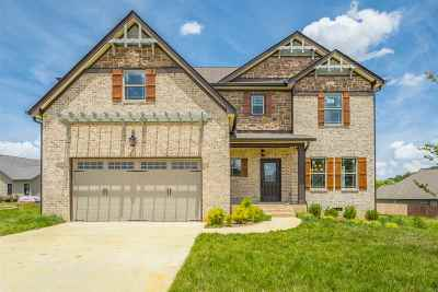 Eagle Creek Single Family Home For Sale: 117 Buck Head Dr NW