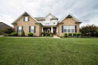 Ooltewah Single Family Home For Sale: 8083 Transom
