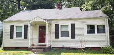 Single Family Home For Sale: 207 South Howell Avenue