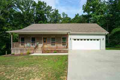 Single Family Home For Sale: 5049 Old Jackson Rd
