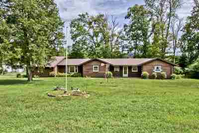 Riceville Single Family Home Contingent: 132 County Road 751