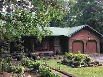 Benton Single Family Home Contingent: 662 Mountain View Road