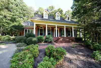 Single Family Home For Sale: 1851 Partridge Road NW