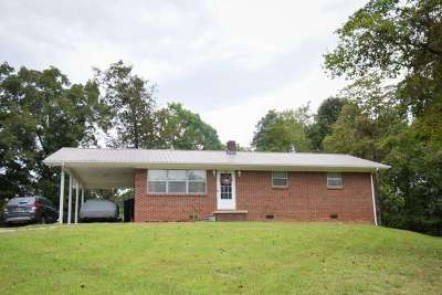 Spring City Single Family Home For Sale: 2285 Euchee Chapel Rd