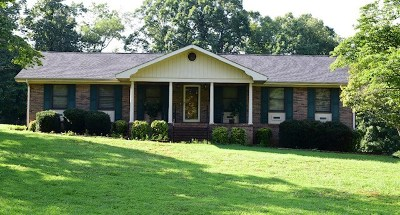 Single Family Home For Sale: 735 Hillcrest Circle