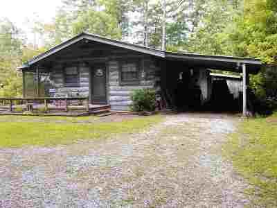 Tellico Plains Single Family Home For Sale: 520 Unicoi Lakes Road
