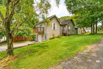 Single Family Home For Sale: 802 Ingleside Avenue