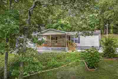 Single Family Home For Sale: 1250 Colbaugh Hollow Road