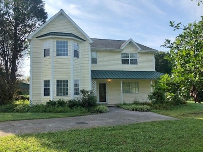 Athens Single Family Home For Sale: 1275 County Road 658
