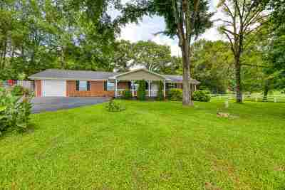 Single Family Home Contingent: 726 Peakland Rd