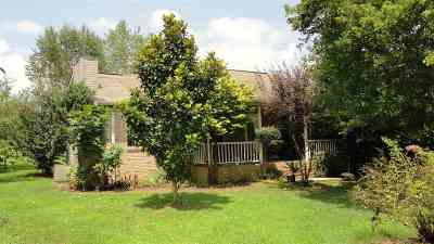 Single Family Home For Sale: 496 Fish Hatchery Road