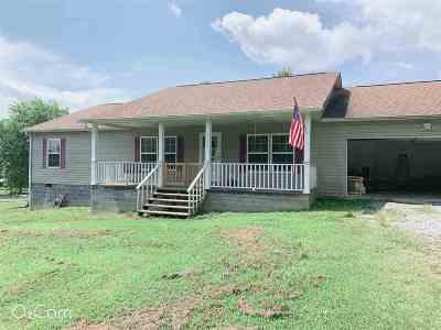 Single Family Home For Sale: 5957 Old Washington